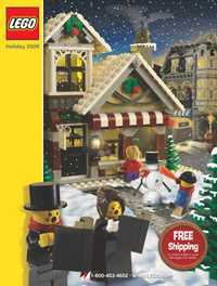 One of Stephen's designs for the Lego company
