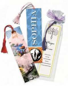 Great ideas for Custom Bookmarks & Bookmark Promotions