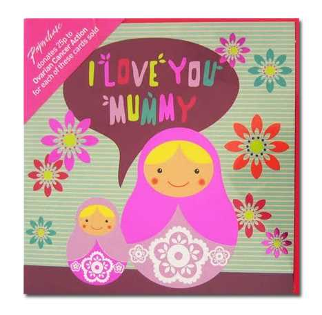 Cute Mothers Day design