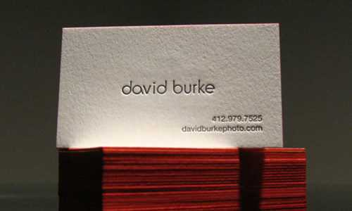 The Small Business Business Card – Simple & Elegant is