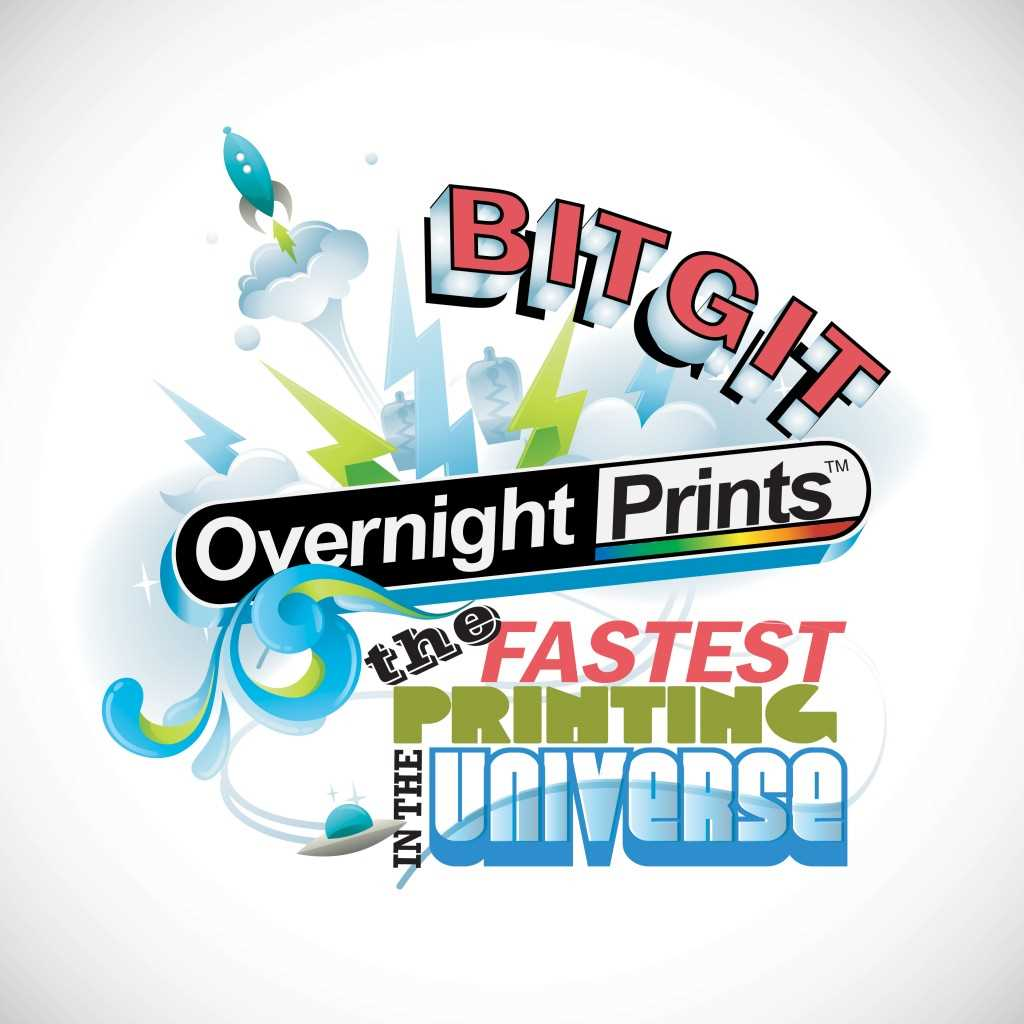 Overnight Prints is the fastest printer in the Universe ...