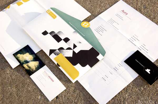 Josh Lambert's design is proof that Stationery can be exceptional and exciting and