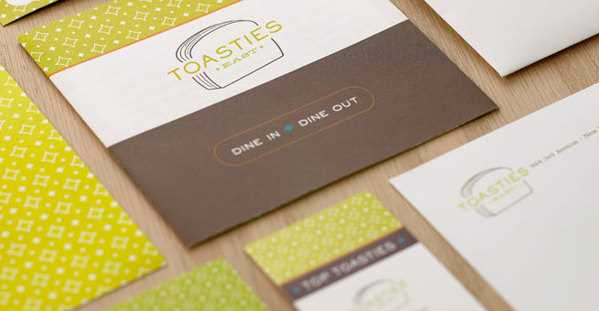 Detail of Courtney Dolloff's Business Cards