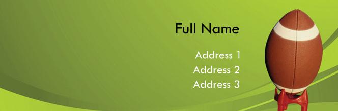 football_address_label