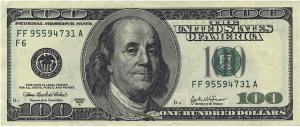 Franklin $100