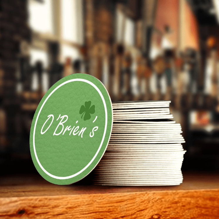 st patricks day coasters