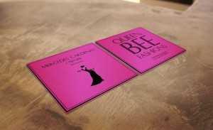 sandwich business cards