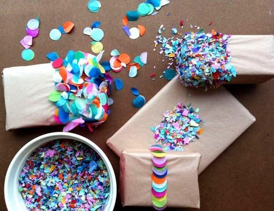 Paper Confetti