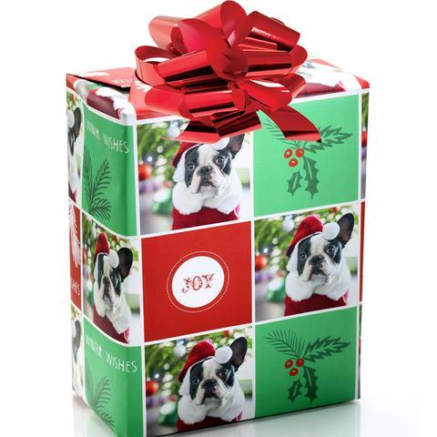 4 Neat Ways to Personalize Holiday Wrapping Paper