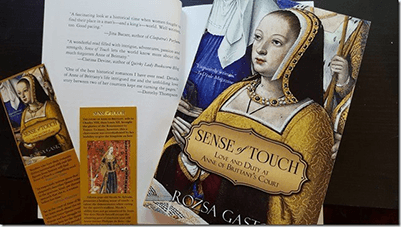Customer Spotlight: Author Rozsa Gaston