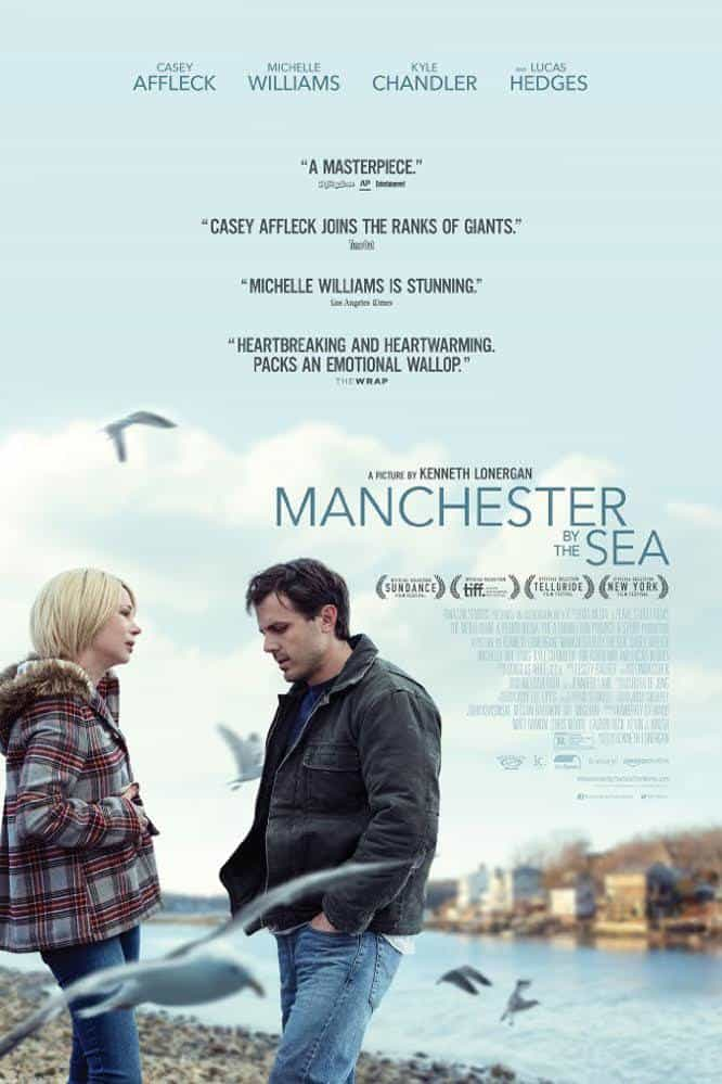 Manchester by the Sea 2016 movie poster