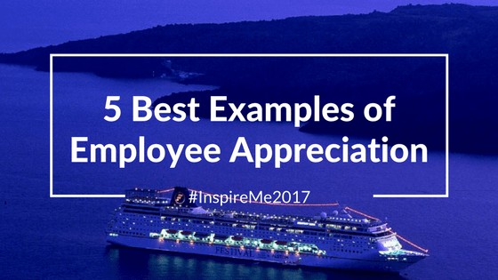 5 Best Examples of Employee Appreciation