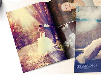 Wedding Photo Booklet