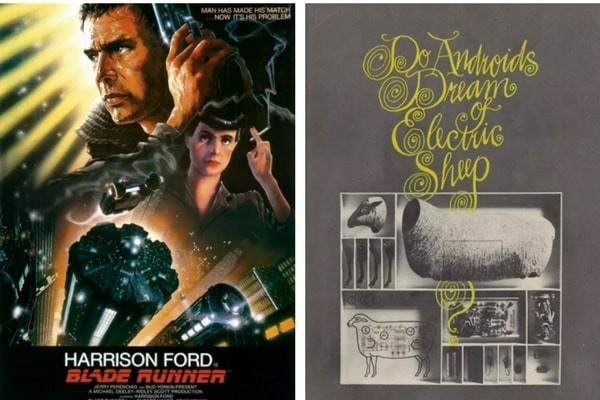 Blade Runner-Do Androids Dream of Electric Sleep adaptation