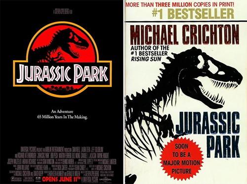 Jurassic Park adaptation
