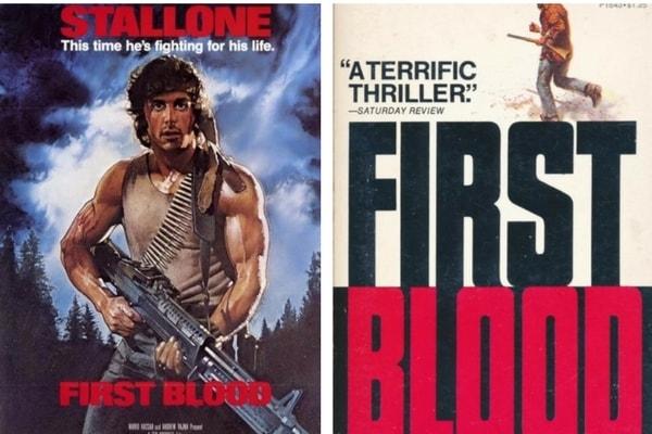 Rambo-First Blood adaptation