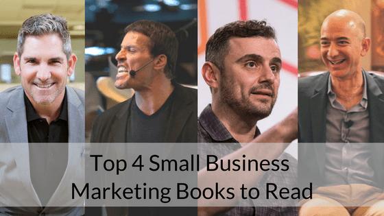 Marketing experts Grant Cardone, Tony Robbins, Gary Vaynerchuk, Jeff Bezos