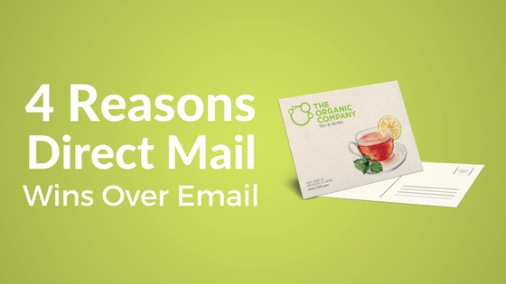 Direct Mail vs. Email Marketing