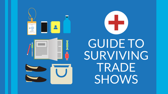 The Only Trade Show Survival List You Need