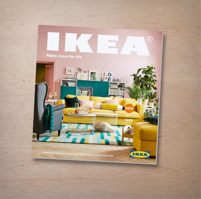 2018 IKEA catalog