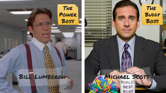 Fictional boss character comparison