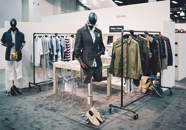 Male clothing line