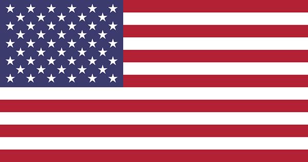 U.S. country flag