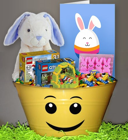 the lego my basket personalized easter basket idea overnightprints
