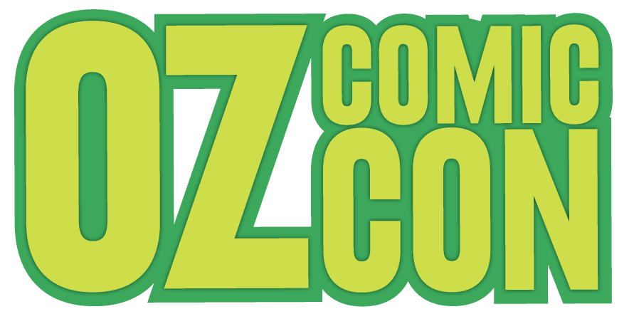 OZ Comic-Con Melbourne Australia