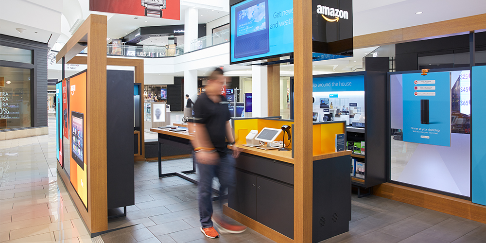 amazon pop-up location brick and mortar