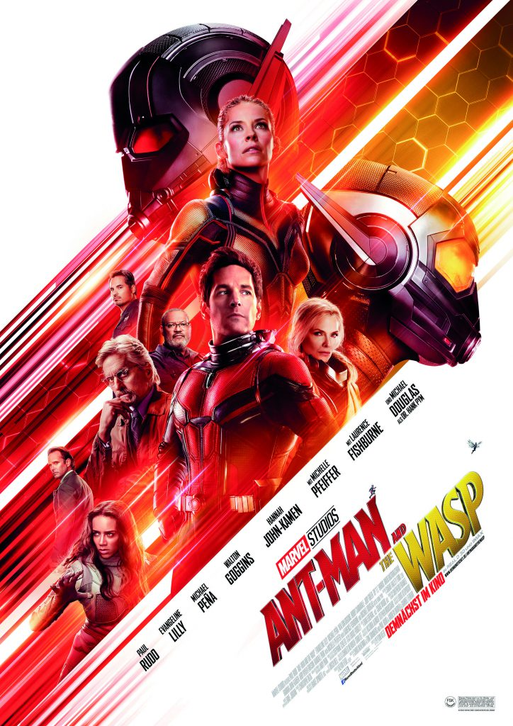 ant-man and the wasp movie poster large format - hd 4k - 2481x3508 - overnightprints