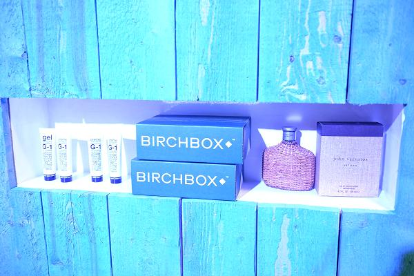 Birchbox, a monthly sample delivery company that recently opened their first physical store in New York City's SoHo earlier this year