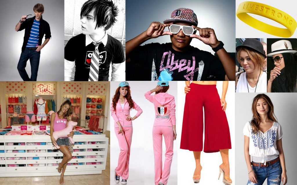 back-2-school in the 2000s - teens school fashion style - overnightprints