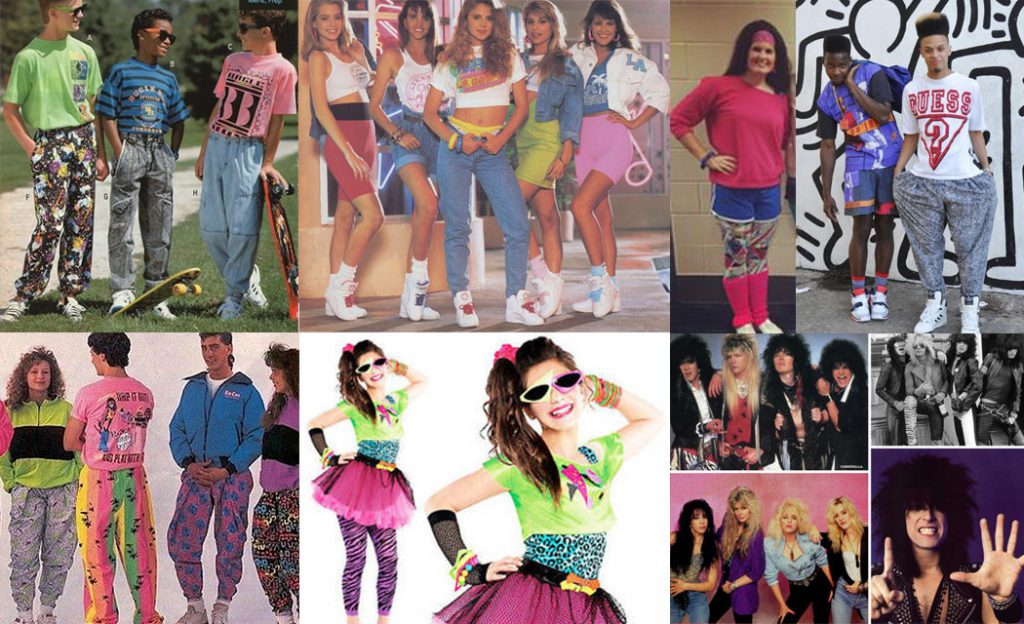 back-2-school - 80s teens fashion style kids - overnightprints
