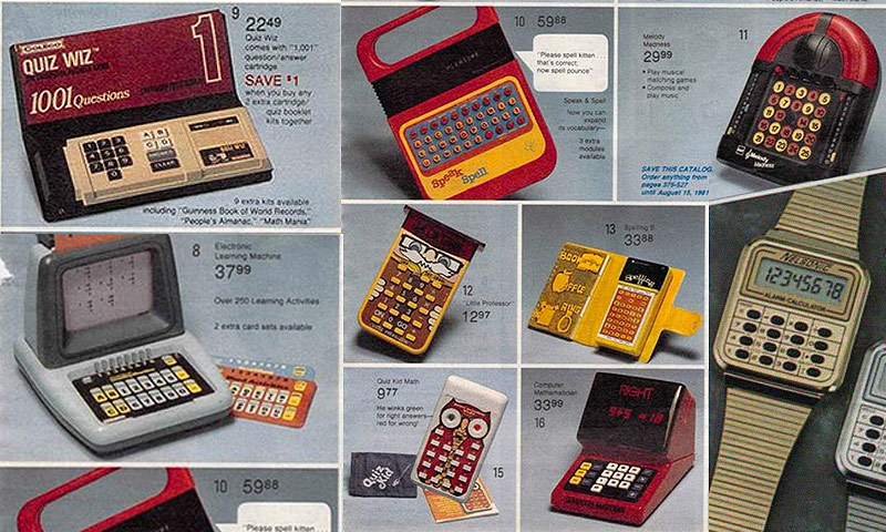 back-2-school - 80s toys, tools, fashion and tech - overnightprints