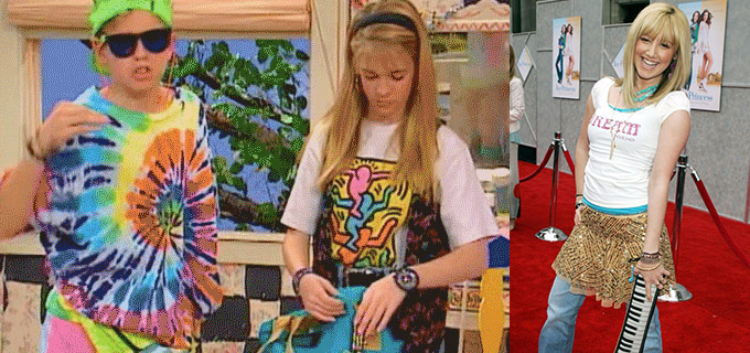 back-2-school in the 90s kids fashion style - overnightprints