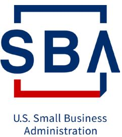 Small Business Administration Awards logo