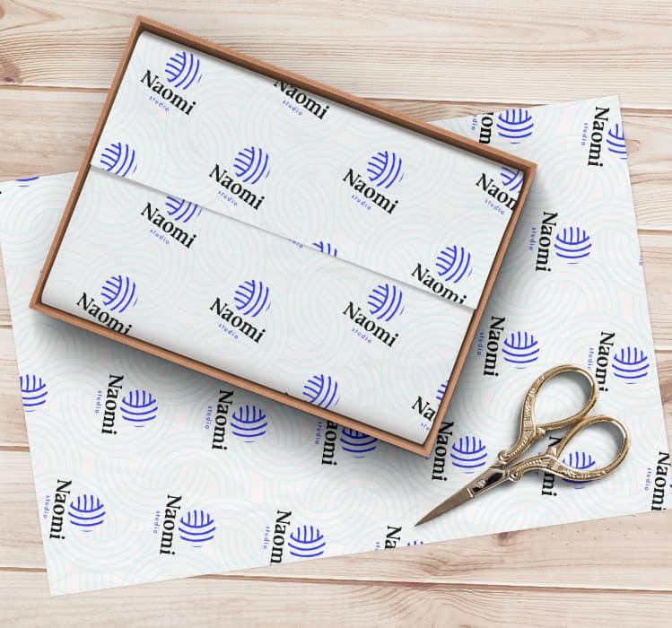 OvernightPrints.com launches Custom Tissue Paper